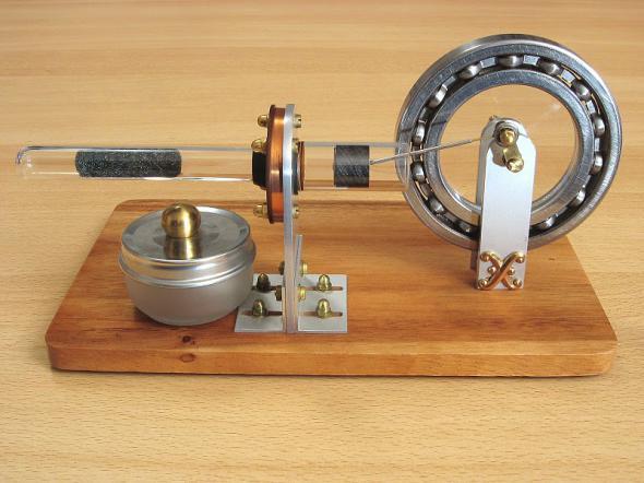 Двигатель стирлинга своими руками чертежи фото 819