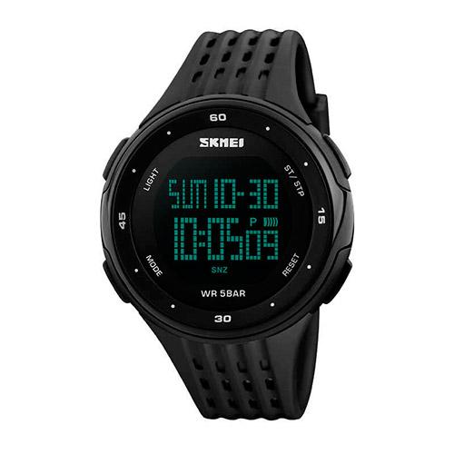 Светодиодные цифровые мужские часы Skmei