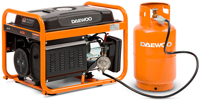 Правила выбора газогенератора для дома. Стоимость и особенности