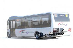 Flybus: новый гибридный автобус