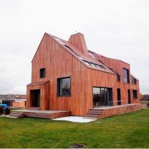 Экспериментальный активный дом в Подмосковье