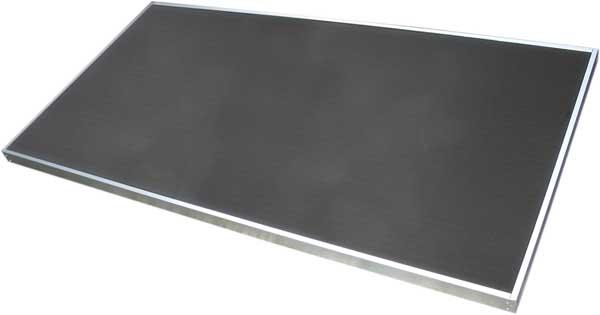 Солнечная панель на основе аморфного кремния