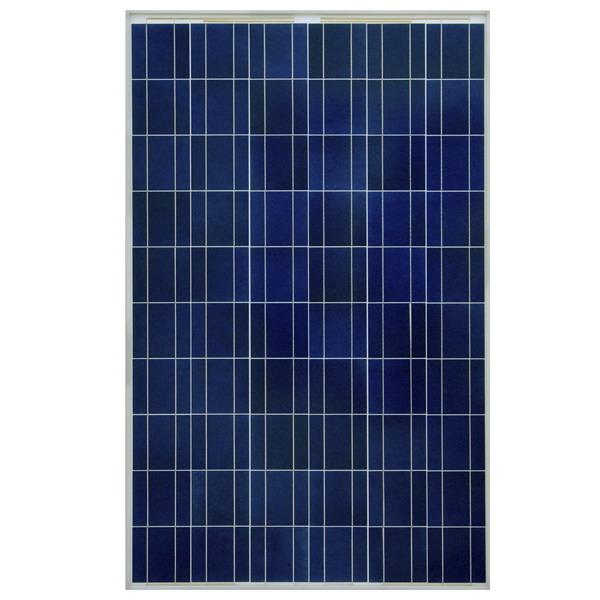 Поликристаллическая солнечная панель