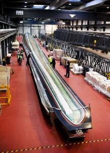 Siemens B75 – рекордные лопасти для ветровых турбин