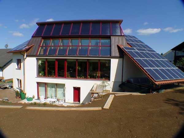 Автономное энергоснабжение в доме