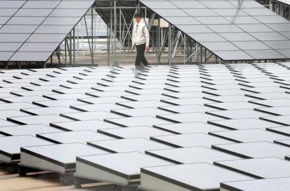 Развитие солнечной энергетики в Японии
