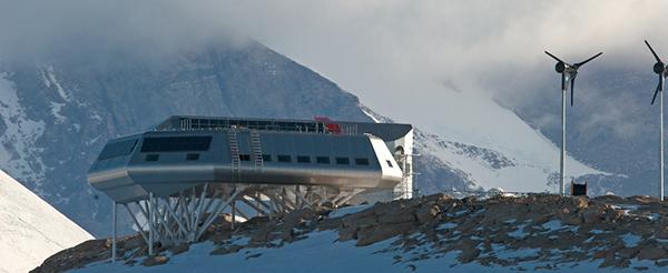 Обзор первой в мире безотходной научно-исследовательской станции в Антарктиде. Часть 1