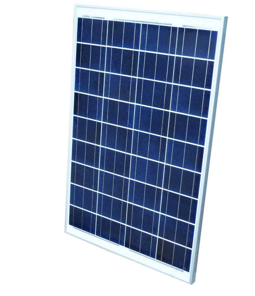 Поликристаллические (мульти-кристаллические) солнечные панели
