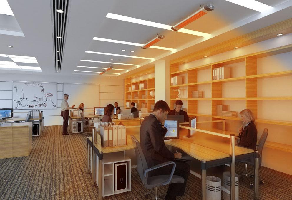 9-raamatukogu või kontor