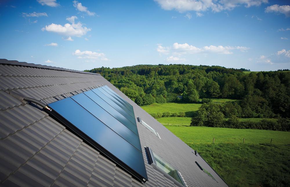 Солнечный коллектор для отопления дома - цена
