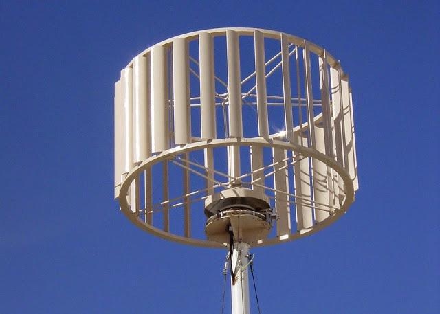 Многолопастной ротор