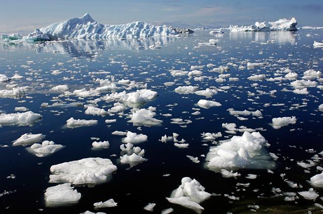 Изменение климата по всему миру