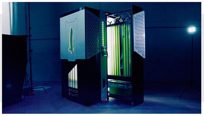 Eos Bioreactor