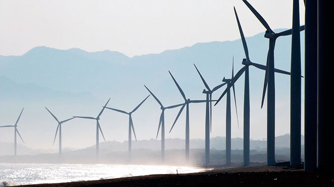 Equinor построит крупнейший в мире шельфовый ветропарк