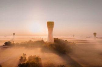 Городская воздухоочистительная система из гигантских башен спасет Дели от смога
