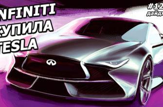 Новостной Дайджест: Infiniti купила Tesla